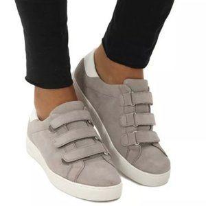 Michael Kors Craig Gray Suede Sneakers 9.5